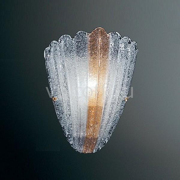 Накладной светильник Verti LampСветильники модерн<br>Артикул - VL_958-a_cristallo-ambra,Серия - 958<br>