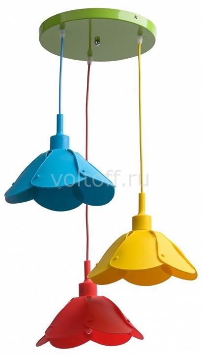 Подвесной светильник MW-LightПодвесные светильники модерн<br>Артикул - MW_365015303,Бренд - MW-Light (Германия),Серия - Улыбка 10,Гарантия, месяцы - 24,Цвет плафонов и подвесок - разноцветный: голубой, желтый, красный,Тип поверхности плафонов - матовый,Материал плафонов и подвесок - полимер,Степень пылевлагозащиты, IP - 20,Диапазон рабочих температур - комнатная температура,Класс электробезопасности - I,Общая мощность, Вт - 45,Лампы в комплекте - отсутствуют,Общее кол-во ламп - 3,Количество плафонов - 3,Возможность подключения диммера - можно, если установить лампу накаливания,Масса, кг - 2, 35,Дополнительные параметры - способ крепления светильника на потолке - на монтажной пластине<br>