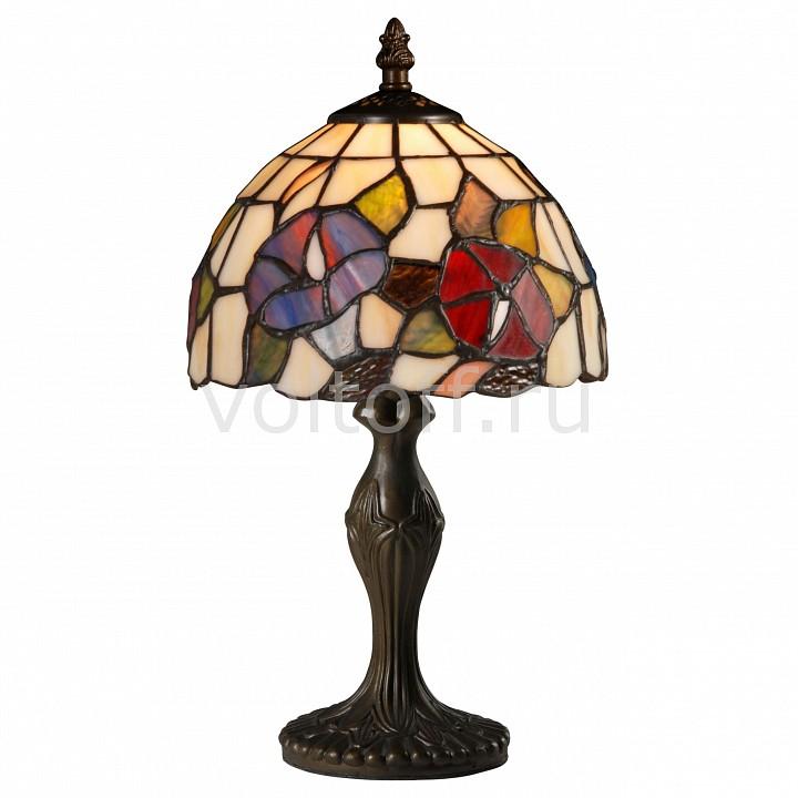 Настольная лампа Arte LampСовременные настольные лампы<br>Артикул - AR_A3165LT-1BG,Серия - Bouquet<br>