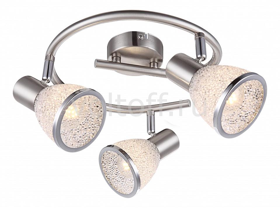 Спот GloboСветодиодные светильники<br>Артикул - GB_56041-3,Серия - Rachel<br>