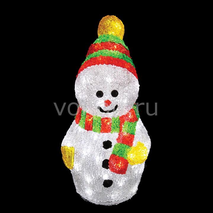 Снеговик световой Неон-Найт
