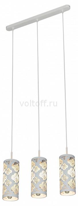 Подвесной светильник Arte LampМеталлические светильники<br>Артикул - AR_A2031SP-3WA,Серия - Maestro<br>