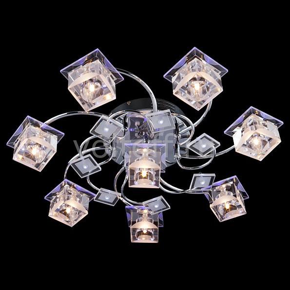 Потолочная люстра EurosvetПотолочные светильники модерн<br>Артикул - EV_5945,Серия - 4818<br>