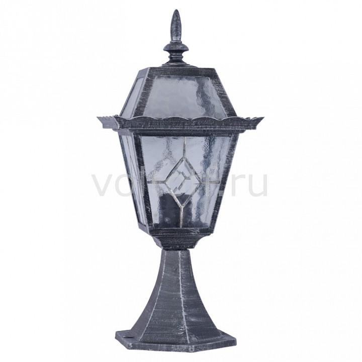 Наземный низкий светильник Arte LampКлассические светильники<br>Артикул - AR_A1354FN-1BS,Серия - Paris<br>