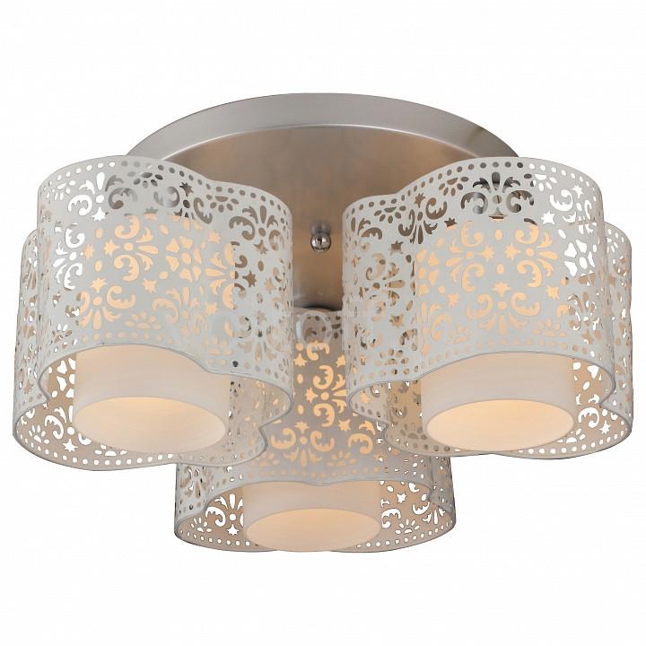 Потолочная люстра Arte LampПотолочные светильники модерн<br>Артикул - AR_A8348PL-3WH,Серия - Helen<br>