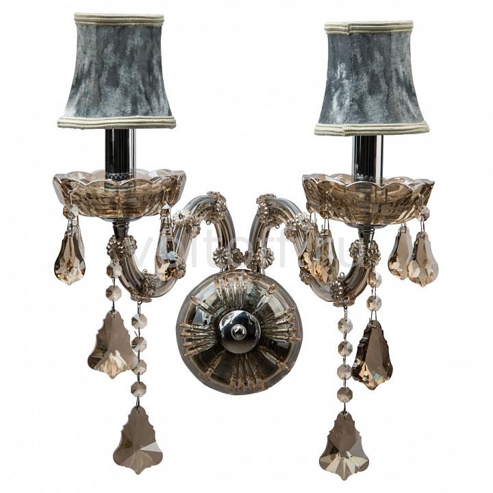Купить Хрустальные светильники Бра Ивелина 475020402  Бра Ивелина 475020402