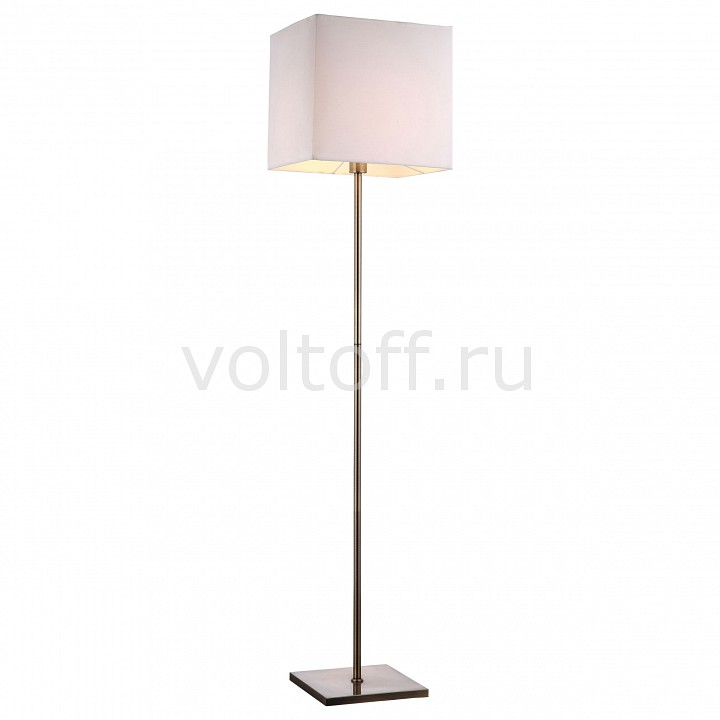 Торшер Arte LampСветильники под бронзу<br>Артикул - AR_A9247PN-1AB,Серия - Cubes<br>