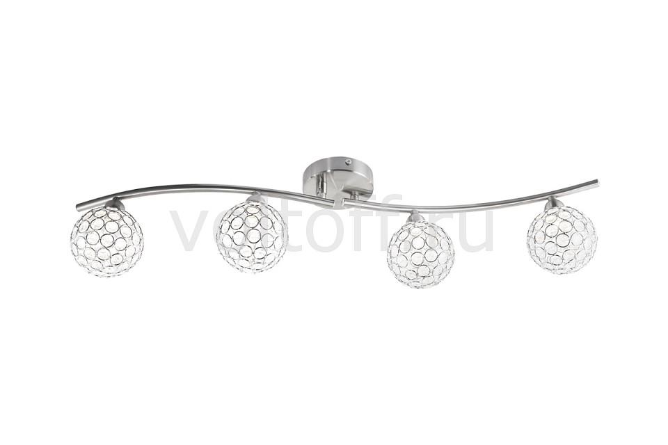 Накладной светильник Azalea 56630-4S - это надежный выбор. Рекомендуем купить товары фирмы Globo - это просто и цена доступная.