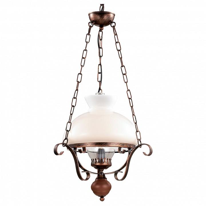 Подвесной светильник Odeon LightКлассические потолочные светильники<br>Артикул - OD_2619_1,Серия - Lille<br>