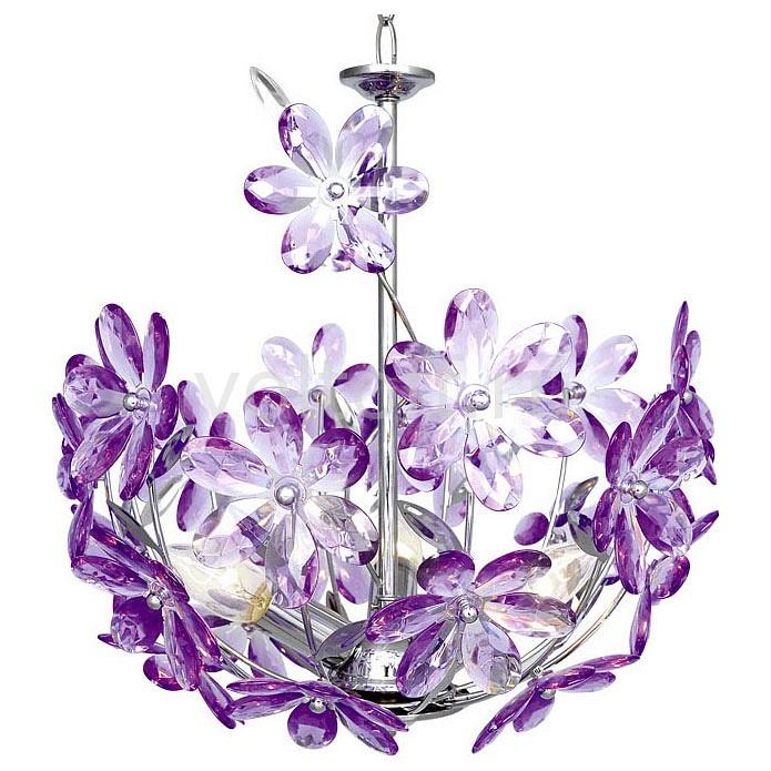 Подвесная люстра GloboПотолочные светильники модерн<br>Артикул - GB_5141,Серия - Purple<br>