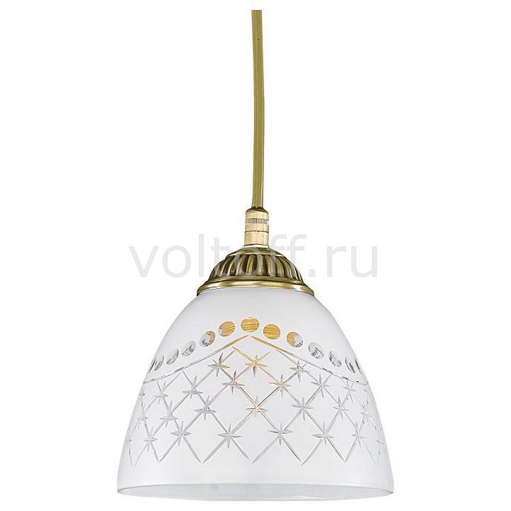 Подвесной светильник Reccagni AngeloСветильники под бронзу<br>Артикул - RA_L_7052_14,Серия - 7052<br>