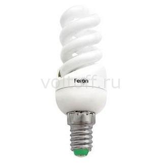 Лампа компактная люминесцентная Feron E14 15Вт 4000K ELT19 04699