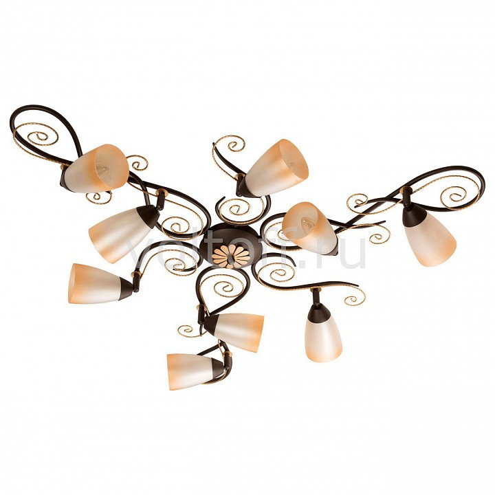Спот De MarktПотолочные светильники модерн<br>Артикул - MW_323014309,Серия - Аида 7<br>