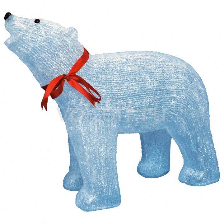 Белый медведведь световой (48 см) Uniel