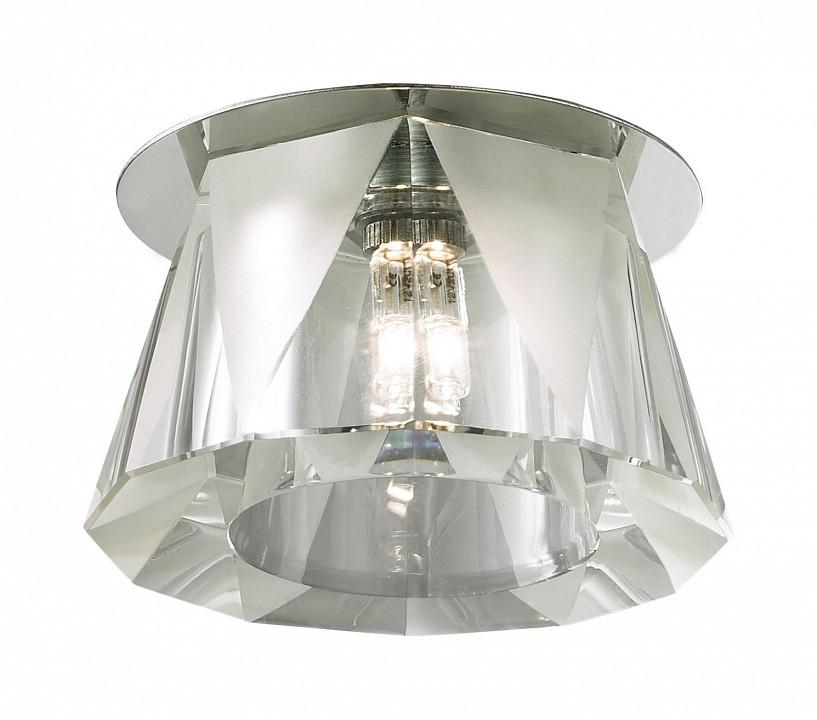 Встраиваемый светильник NovotechПотолочные светильники модерн<br>Артикул - NV_369519,Серия - Vetro<br>