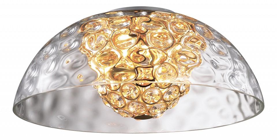 Накладной светильник Odeon LightЭлитные светильники<br>Артикул - OD_2608_4C,Серия - Malinesa<br>