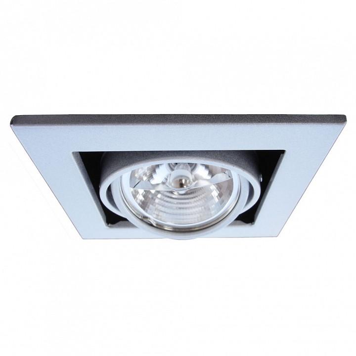 Встраиваемый светильник Technika 2 A5930PL-1SI www.voltoff.ru 950.000