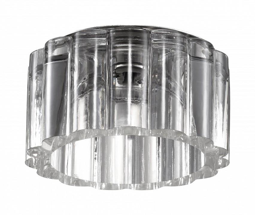 Встраиваемый светильник NovotechЭлитные светильники<br>Артикул - NV_369603,Серия - Vetro<br>