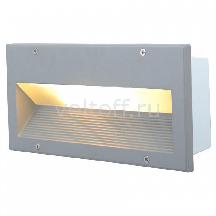 Встраиваемый светильник Arte LampСветильники для общественных помещений<br>Артикул - AR_A5158IN-1GY,Серия - Install 2<br>