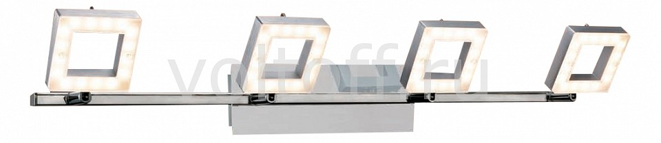 Спот CitiluxСветодиодные светильники<br>Артикул - CL554541,Серия - Квадро<br>