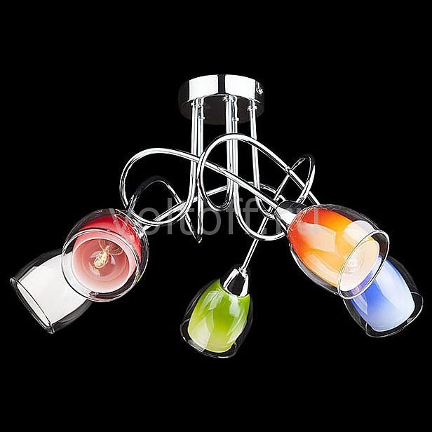 Люстра на штанге EurosvetПотолочные светильники модерн<br>Артикул - EV_69938,Серия - 2266-2267-2688<br>