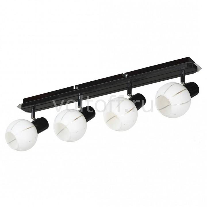 Спот LussoleПотолочные светильники модерн<br>Артикул - LSL-8909-04,Серия - Mara<br>