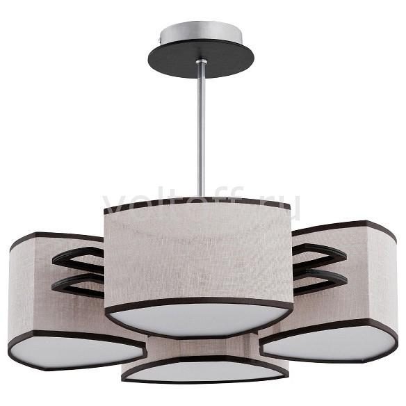 Подвесная люстра EurosvetПотолочные светильники модерн<br>Артикул - EV_6949,Серия - Atrium<br>