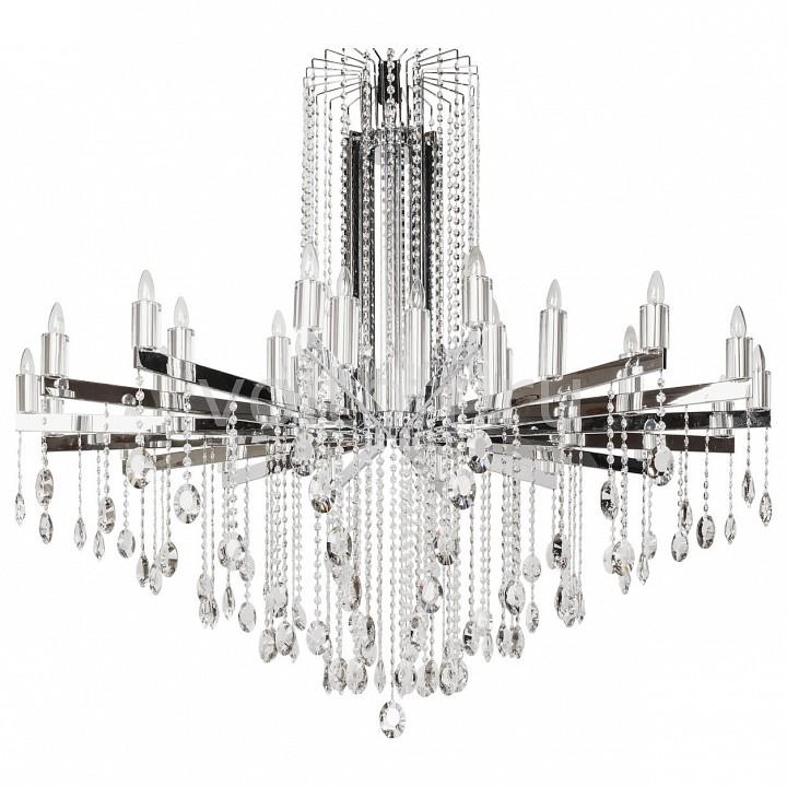 Подвесная люстра ChiaroЭлитные светильники<br>Артикул - CH_613010332,Серия - Рамона 1<br>