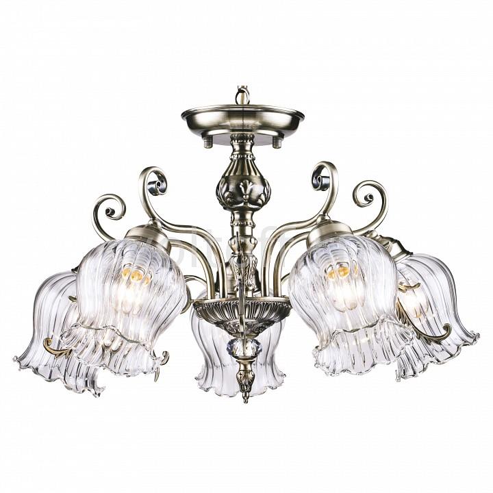 Купить Освещение для дома Подвесная люстра Amalfi A2075LM-5AB  Подвесная люстра Amalfi A2075LM-5AB