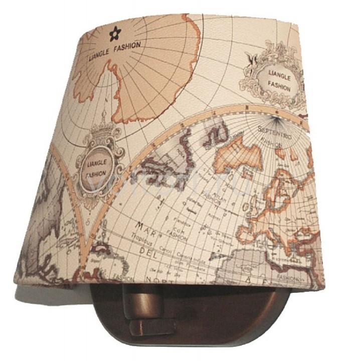 Бра FavouriteКлассические светильники<br>Артикул - FV_1122-1W,Серия - Mappa<br>