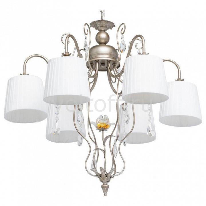 Подвесная люстра MW-LightКлассические потолочные светильники<br>Артикул - MW_303011006,Серия - Эллегия 4<br>