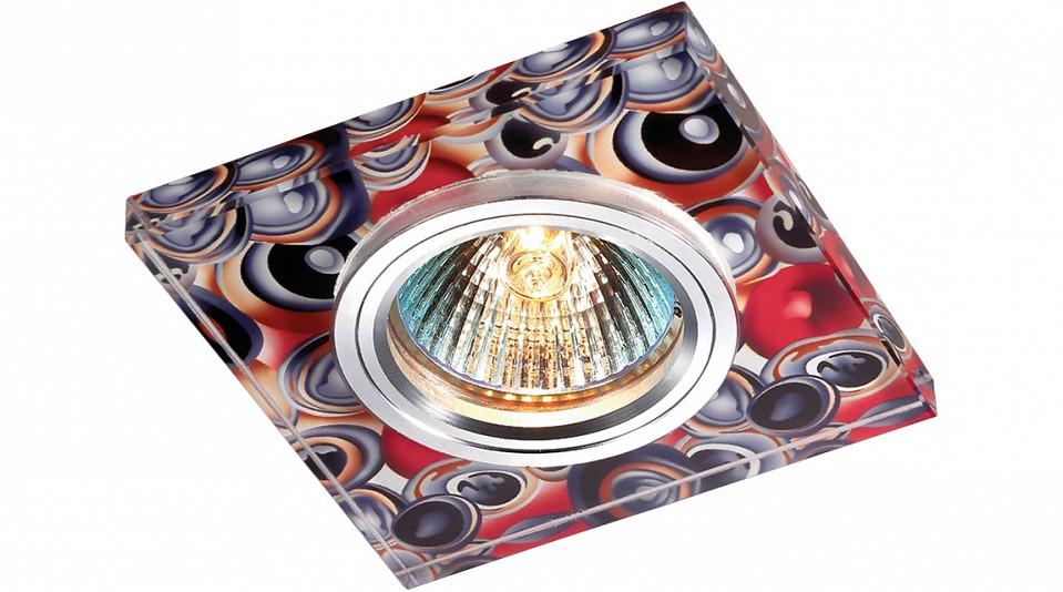 Встраиваемый светильник NovotechПотолочные светильники модерн<br>Артикул - NV_369910,Серия - Rainbow<br>