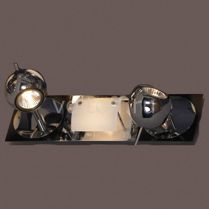 Накладной светильник LussoleМеталлические светильники<br>Артикул - LSN-4601-03,Серия - Ticino<br>