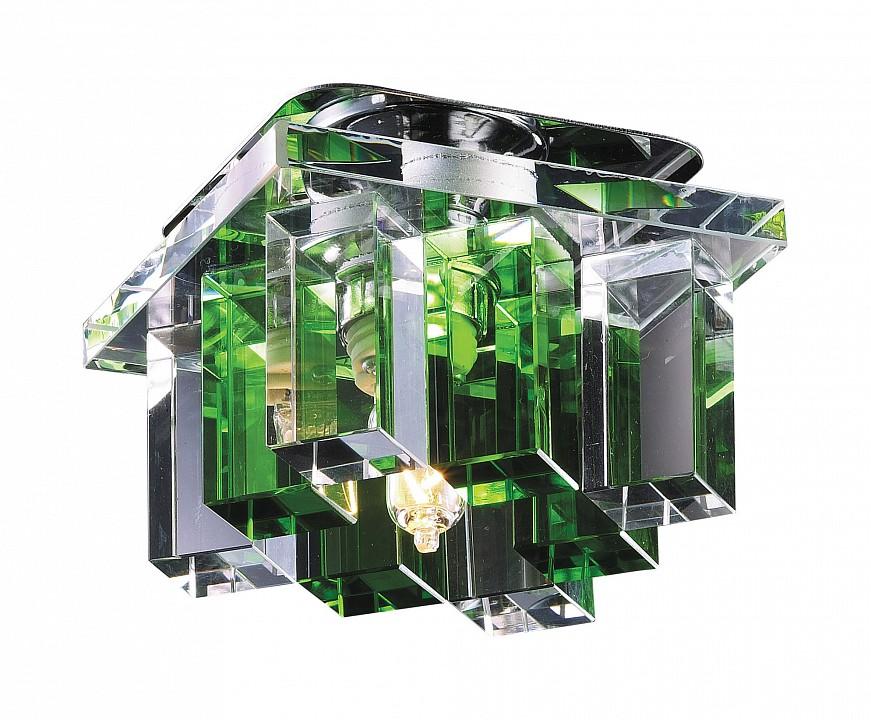 Встраиваемый светильник NovotechПотолочные светильники модерн<br>Артикул - NV_369372,Серия - Caramel 2<br>