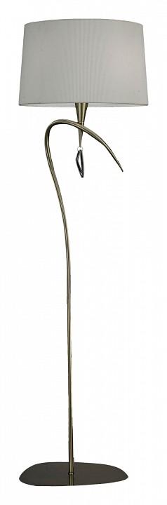 Торшер MantraСветильники под бронзу<br>Артикул - MN_1632,Серия - Mara<br>
