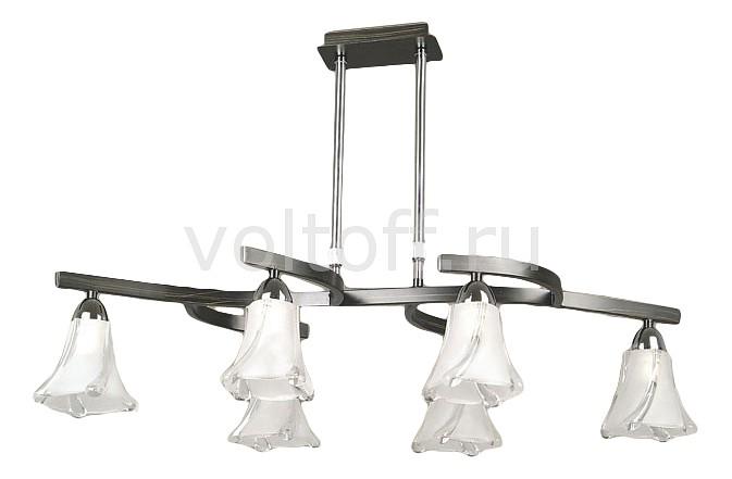 Люстра на штанге VitaluceПотолочные светильники модерн<br>Артикул - VI_V4211_6PL,Серия - V4211<br>