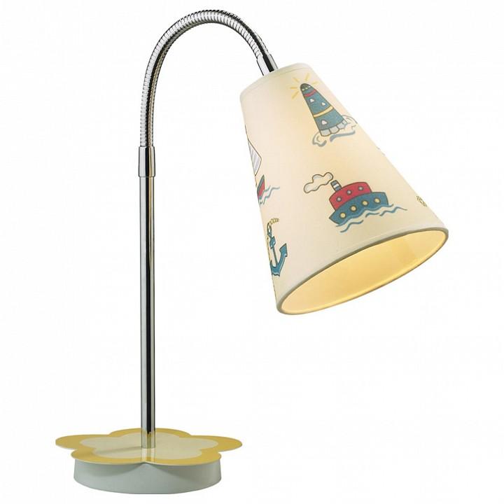 Настольная лампа Odeon LightСовременные настольные лампы<br>Артикул - OD_2281_1T,Серия - Dream<br>