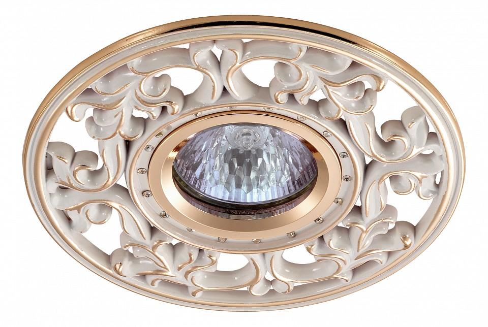 Встраиваемый светильник NovotechПотолочные светильники модерн<br>Артикул - NV_369989,Серия - Vintage<br>
