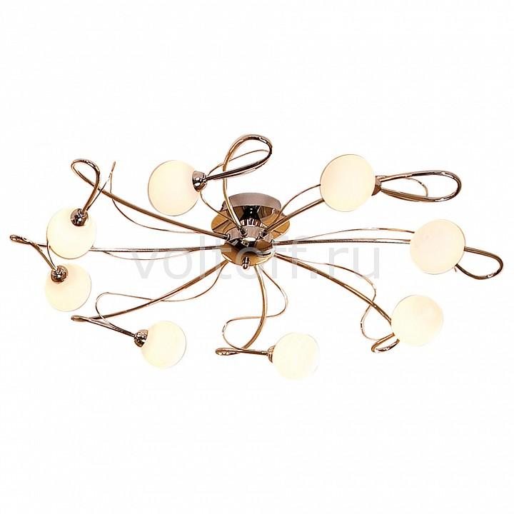 Потолочная люстра CitiluxПотолочные светильники модерн<br>Артикул - CL215181,Серия - Монка<br>