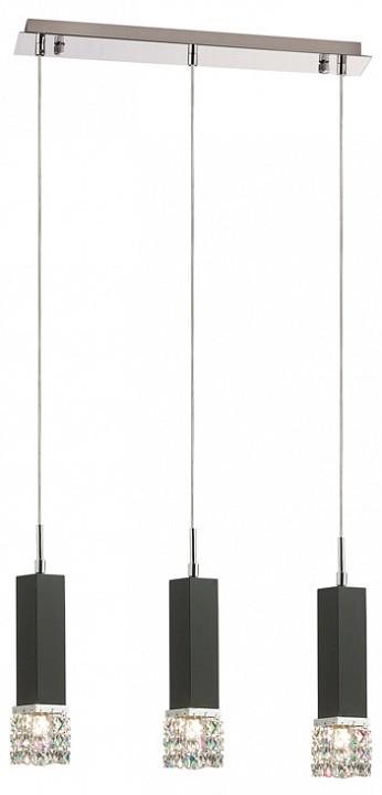 Подвесной светильник Odeon LightЭлитные светильники<br>Артикул - OD_2206_3,Серия - Allen<br>