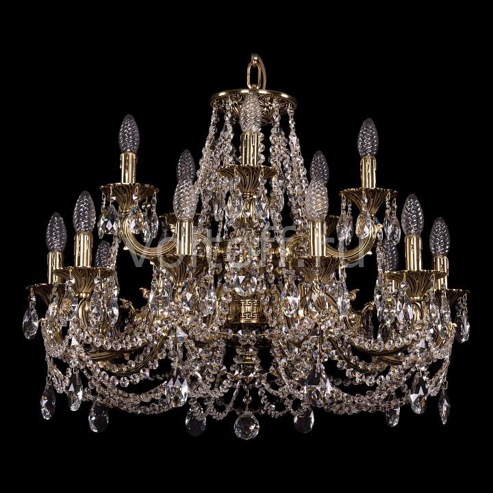 Подвесная люстра Bohemia Ivele CrystalЭлитные светильники<br>Артикул - BI_1702_10_5_265_181_C_GB,Серия - 1702<br>