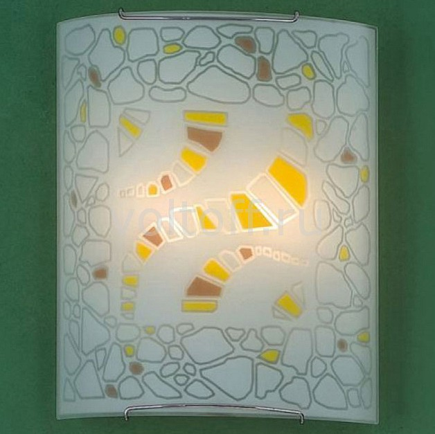 Накладной светильник CitiluxСветильники модерн<br>Артикул - CL922091,Серия - 922<br>