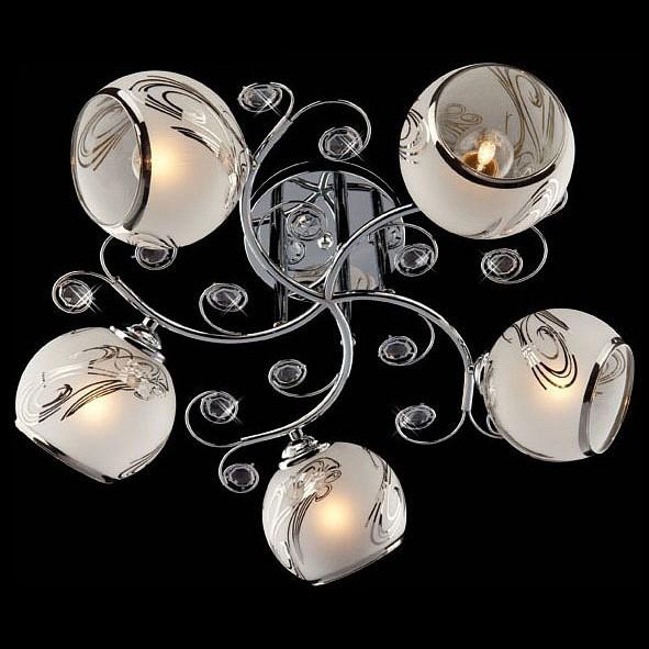 Люстра на штанге EurosvetПотолочные светильники модерн<br>Артикул - EV_71362,Серия - 30031<br>