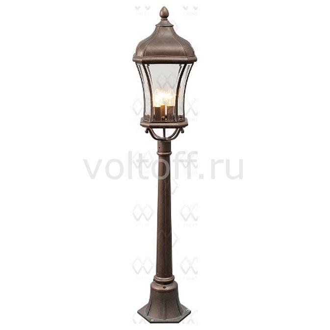 Наземный высокий светильник MW-Light - MW-LightКлассические светильники<br>Артикул - MW_800040203,Серия - Шато<br>