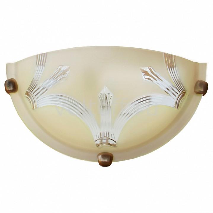 Накладной светильник Arte LampСветильники под бронзу<br>Артикул - AR_A4330AP-1AB,Серия - Symphony<br>