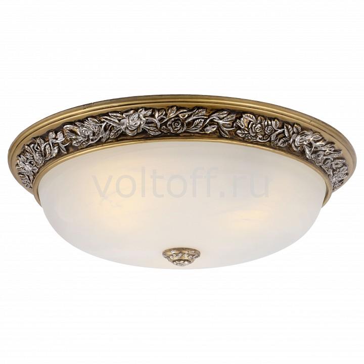 Накладной светильник Arte LampКлассические потолочные светильники<br>Артикул - AR_A7143PL-3SB,Серия - Torta<br>