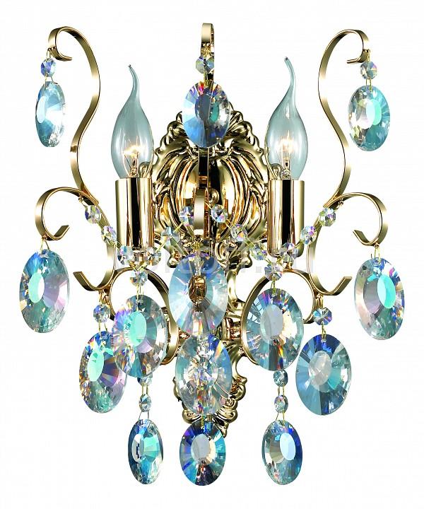 Купить Хрустальные светильники Бра Pearls W4728G-02  Бра Pearls W4728G-02