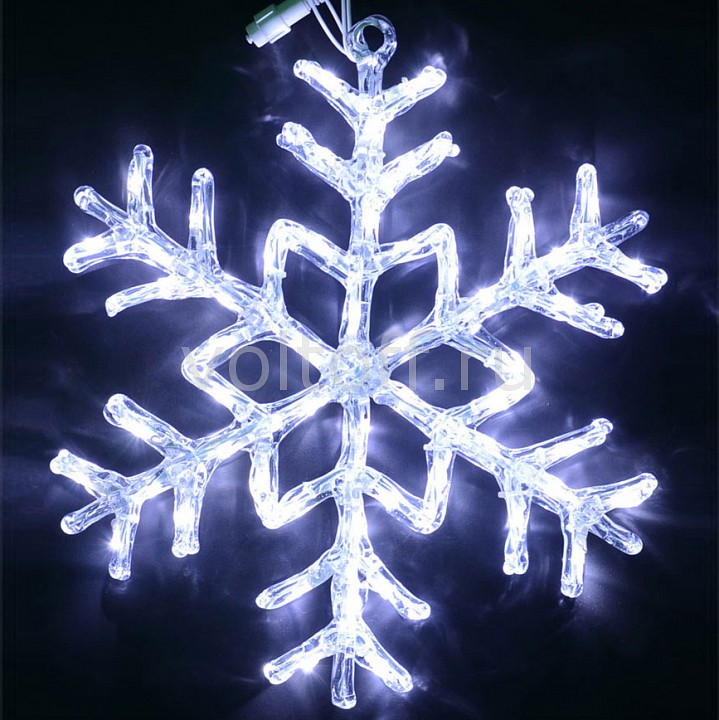 Снежинка световая RichLED (0.4 м) RL-SF40-W