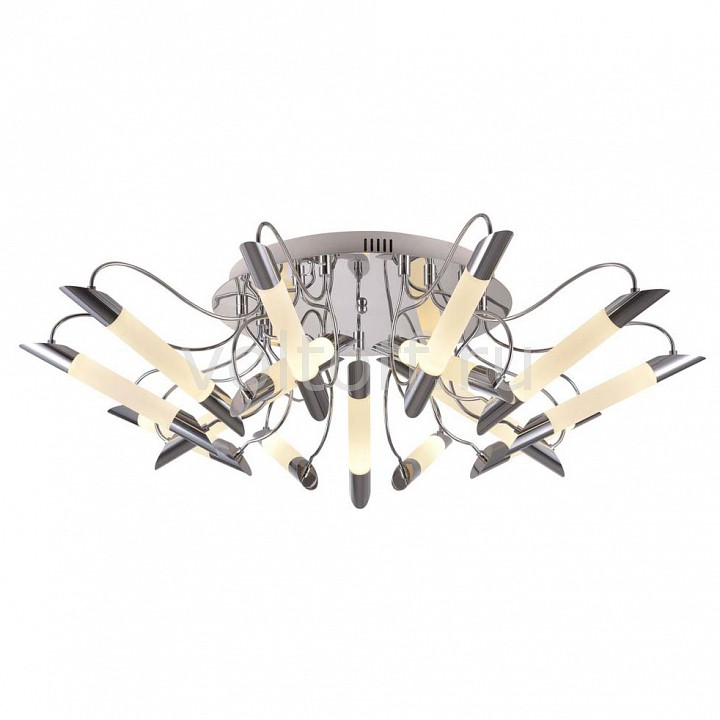 Купить Освещение для дома Потолочная люстра 401 401/15PF-LEDChrome  Потолочная люстра 401 401/15PF-LEDChrome
