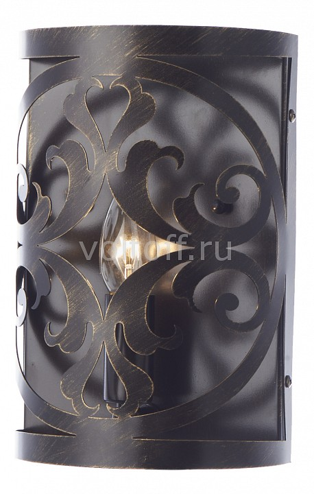 Накладной светильник ST-LuceМеталлические светильники<br>Артикул - SL254.401.01,Серия - Ricciolo<br>